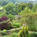 Views from the grounds of Iford Manor