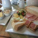 The amazing Ploughmans Special