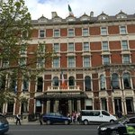 Front of the Shelbourne