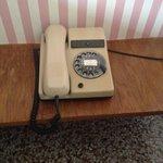 Telefono in camera.