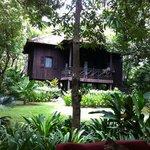 La maison Khmer