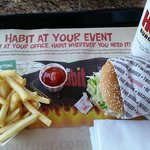 Average Fast Food