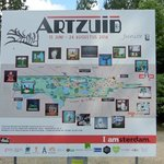 "the map of ""Art Zuid"": junior"