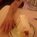 huge yummy cake