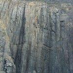 paredes rochosas