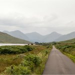The road from Stronachlachar to Inversnaid