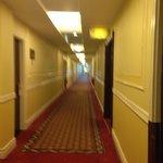 Long lobby