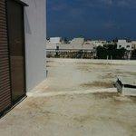 Mi è stata proposta una camera sul tetto, nonostante una normalissima prenotazione su booking.