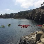 Saturday at La Jolla cove