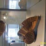 mathematical copper sculptures