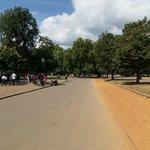 Hyde Park - The walkway