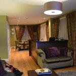 townhouse suite