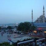 view from hamdi terrace
