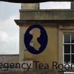 Tea Room.