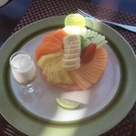 Yummy breakfast at Brigantine
