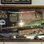 Replica swords and weapons....awesome