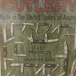 WR Case cutlery museum section