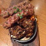 Mixed grill...