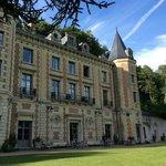 beatufull chateau