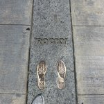 Rocky was here