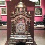 Beautiful Clock on Display