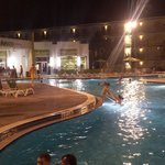 pool @nite