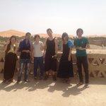サハラ砂漠の日本人宿