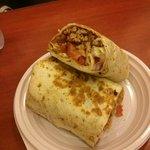 Mitico burritos di Lucariello!!! Buonussimooo!!!!