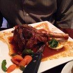 Lamb Entrada - delicious and tender