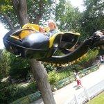 Spider ride!