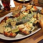 Famous fish platter !