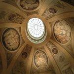 ボストン美術館の天井