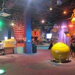 Tech museum activities