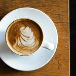 Black Cap Coffee Foto