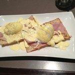 All day breakfast - Eggs Benedict