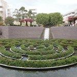 The labyrinth pond