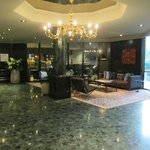 Foyer and reception area