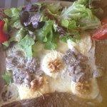 Chevrette (al formaggio caprino)