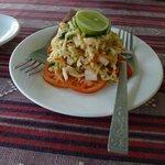 papaya salad