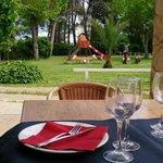 Hostal Restaurant La gola del ter! Paratge natural, tranquil·litat, bons arrossos i peix i maris