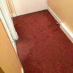 old motel grade carpet