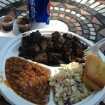 Burnt Ends Dish - Delicious!
