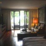 Large, modern, Oceanfront Spa Villa