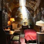 Al Capone's (restored) cell