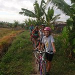 Tur sepeda - Sanur Cycle Tours