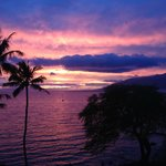 Royal Mauian sunset