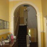 Common hallway.