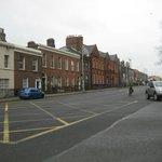 Conyngham Road, Dublin.