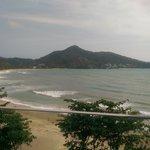 View from room 127 - Ocean Suite