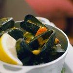 """mussels """"Meijillones"""""""